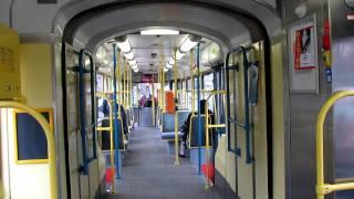 Bruxelles Tram Tour. Gare du Nord to Gare du Nord.