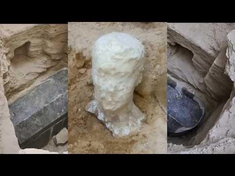 M Snippets 19.07.2018  u.a. Ägypten: Granitsarkophag soll geöffnet werden