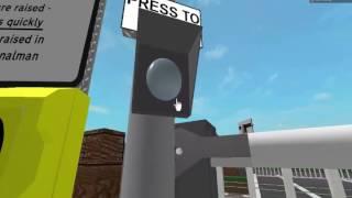 ROBLOX Appleford Level Crossing