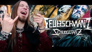 FEUERSCHWANZ - Schubsetanz (Black Metal Version)   REACTION & REVIEW