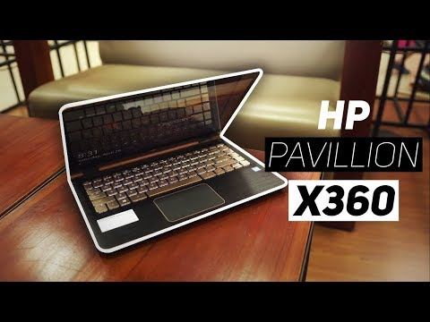 HP Pavilion X360 Review 2018! - A Decent Laptop Option?