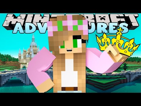 Minecraft - Little Kelly Adventures -RETURNING THE KINGS CROWN!!!