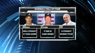 Braves earn heavy Hall of Fame representation