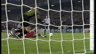 HSV - Juventus Turin 4:4 - alle Tore!