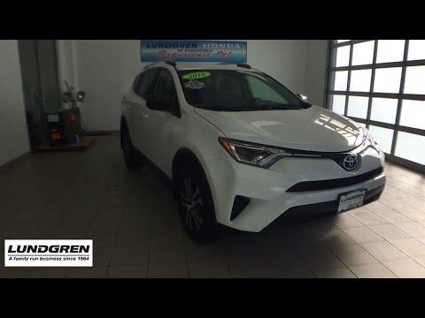 Toyota Of Greenfield >> 2016 Toyota Rav4 Greenfield Keene Brattleboro Northampton Springfield Ma Ha19151a