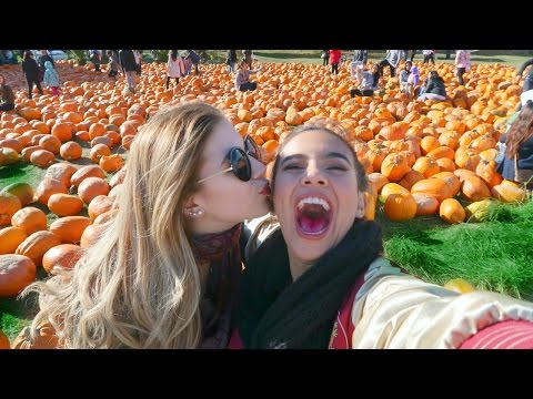 PUMPKIN PATCH WITH MY GIRLFRIEND