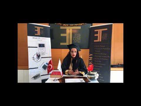 By Tugba Academy - Mezuniyet Konuşması - Sevilay Özdemir