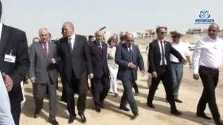 الوزير الأول في زيارة عمل و تفقد إلى ولاية قسنطينة