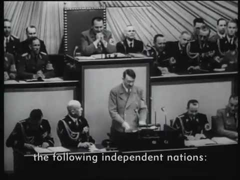 FDR and Policing the World: Hitler's Threat