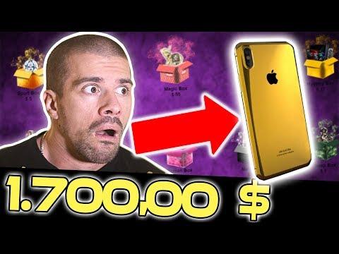 Kako Sam Osvojio 🌟 MAGICNI IPHONE 🌟Od 1.700,00 $  MagicUnbox.com