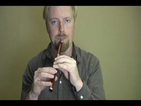 tin whistle lesson beginner fr re jacques key of d second register youtube. Black Bedroom Furniture Sets. Home Design Ideas