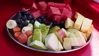 Amazing Fruit Cutting Skills |FRUIT SALAD FOR 30 RUPEES |Food On Road