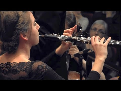 Ennio Morricone – Gabriel's Oboe from The Mission Maja Łagowska – oboe conducted by Andrzej kucybała