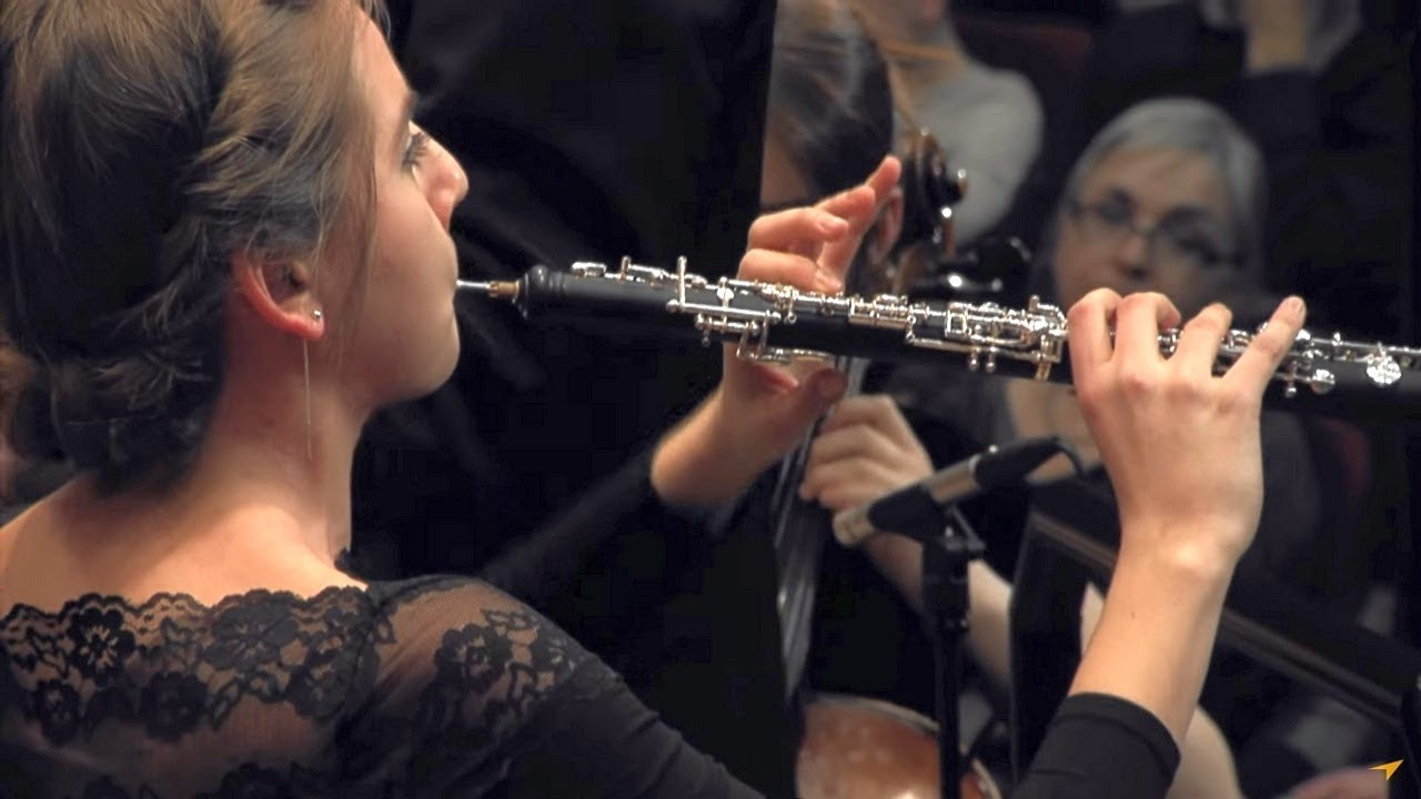 Ennio Morricone Gabriel S Oboe From The Mission Maja łagowska Oboe Conducted By Andrzej Kucybała Youtube
