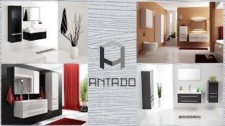 мебель для ванной комнаты | шкаф для ванных комнат | Производитель - ANTADO(Производитель мебели для ванных комнат - Презентация Современные, классические и ретро коллекции мебель..., 2014-10-21T12:33:20.000Z)