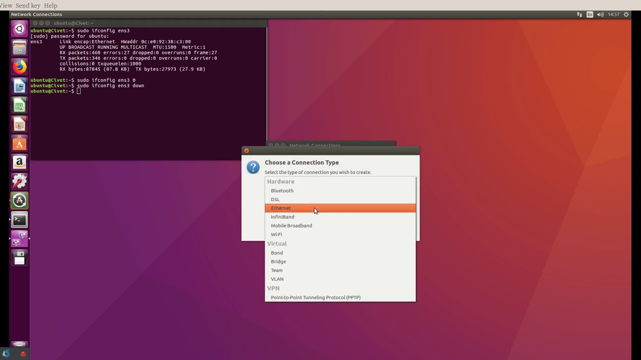 Ubuntu Vlan Bridge