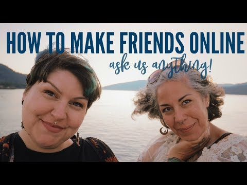 How to Make Friends Online with Social Media from YouTube · Duration:  1 minutes 47 seconds