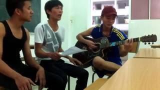 Guitar cover Cát Bụi - Trịnh Đức