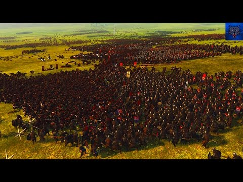 HUGE 24,000 GAME OF THRONES BATTLE! SEVEN KINGDOMS TOTAL WAR!