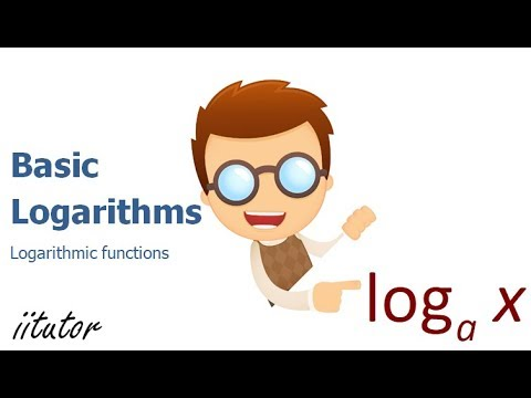√ Basic Logarithms - Exponential and Logarithmic Functions - Year 12 HSC Maths Advanced