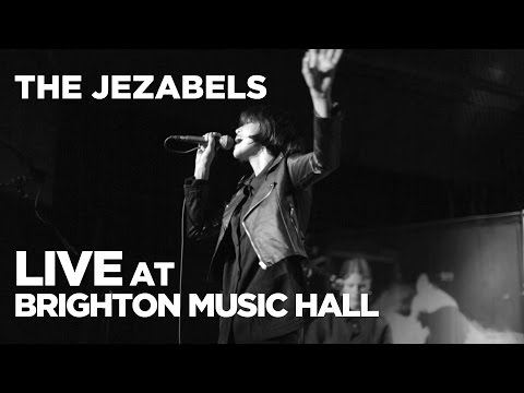 Front Row Boston | The Jezabels: Live at Brighton Music Hall (Full Show)