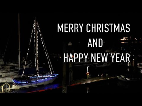 Life is Like Sailing - Merry Christmas and Happy New Year!