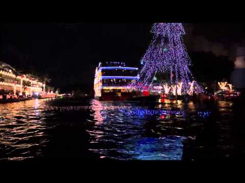 2013 Fort Lauderdale Holiday Boat Parade Highlights
