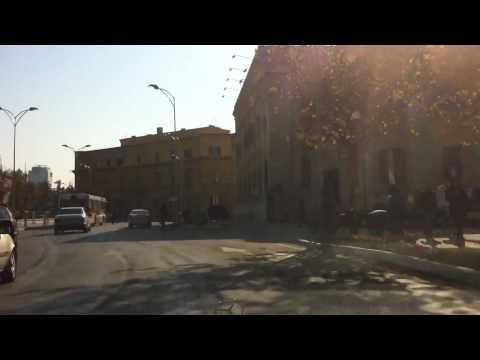 TIRANA - Video NOVEMBRE 2011