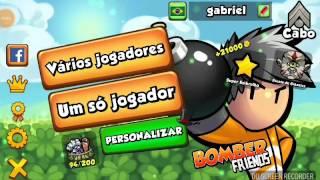 Jogado Bomberman friend Episódio 12