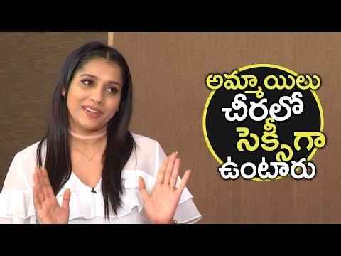 Heroine Rashmi Statement on Ladies Costumes | Next Nuvve Movie Team Interview | Aadi | NewsQube