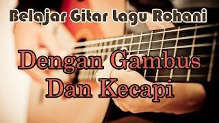 belajar gitar dengan gambus dan kecapi