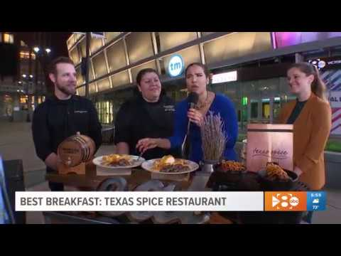 Here Are Some Of The Best Breakfast Dishes From North Texas Restaurants