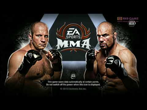 Install Game PS3 OFW - EA Sport MMA