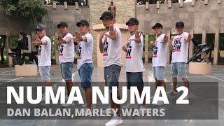NUMA NUMA 2 by Dan Balan,Marley Waters | Zumba | TML Crew Jay Laurente MP3