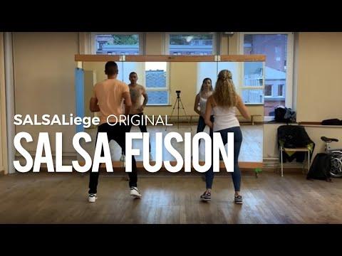 Salsa Online | Mon premier cours de danse sur le pas de base en Salsa pour débutant