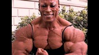 La mujer mas musculosa de la historia:Renne Toney