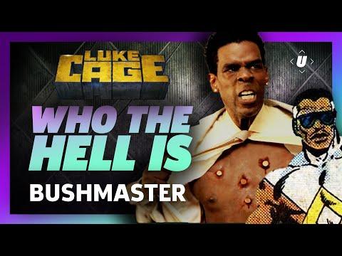 Who the Hell is Bushmaster? | Luke Cage Season 2