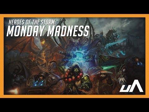 Monday Madness - Aga's Lobbies - 7th May 2018
