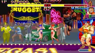 Hyper Street Fighter 2 ~  Gouki 【TAS 】