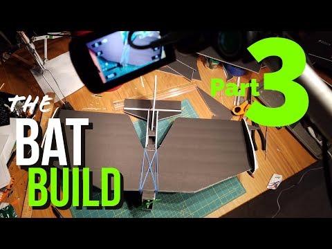 BUILD VIDEO: The BAT Part 3 - Backyard Airplane Trainer