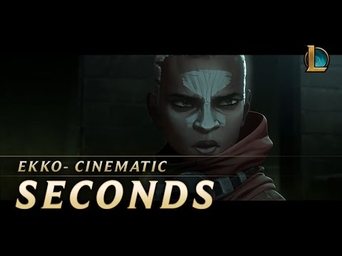 Ekko: Seconds  New Champion   League of Legends