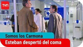 Somos Los Carmona Ep. 40: Esteban despertó del coma thumbnail