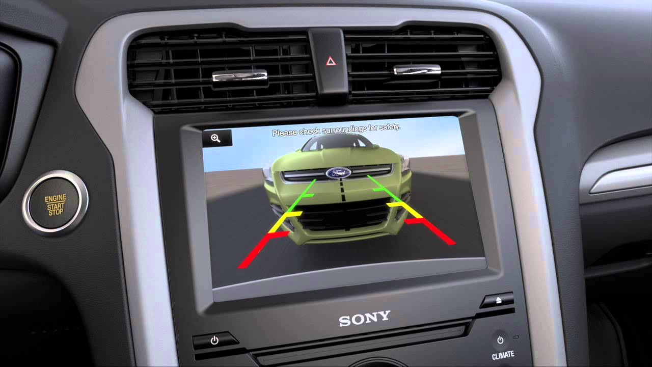 2010 f150 wiring diagram redarc bms 2015 ford vehicles: rearview camera - youtube