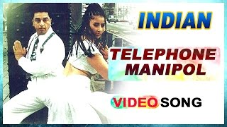 Telephone Manipol Song Indian Tamil Movie Kamal Haasan Manisha Koirala AR Rahman