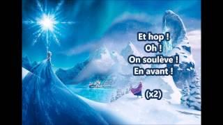 {La Reine Des Neiges} Le Coeur De Glace - Paroles [1080 HD]