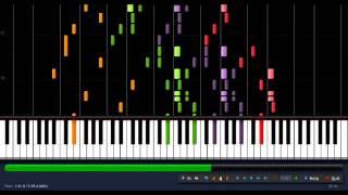 Cinco Noches En Freddy`s Canción en teclado