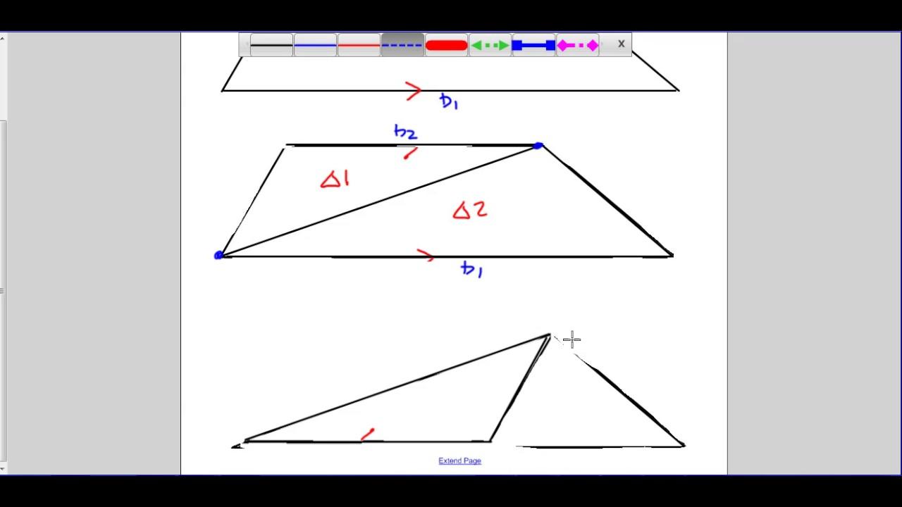 Perimeter Of A Trapezoid