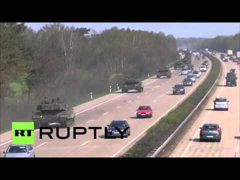 Germany: EXCLUSIVE: Leopard