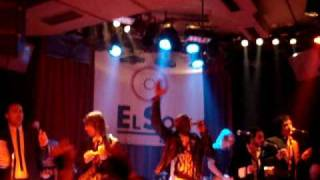 (What A) Wonderful World - Sam Cooke songs performed by THE CHAIN GANG (Sala El Sol, Madrid)