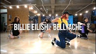 Billie Eilish - Bellyache | Sun-A Choreography | Mon/Fri Class | ONE LOVE DANCE STUDIO
